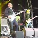 Tony Lowe at Whitehaven with Simon Townshend, Phil Spalding, Greg Pringle