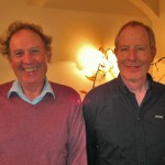 David Cross and Tony Lowe