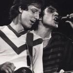 Tony Lowe and Julien Clerc