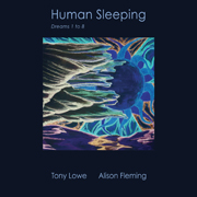 Human Sleeping Digipak Cover