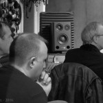 Tony Mark & John in the Studio